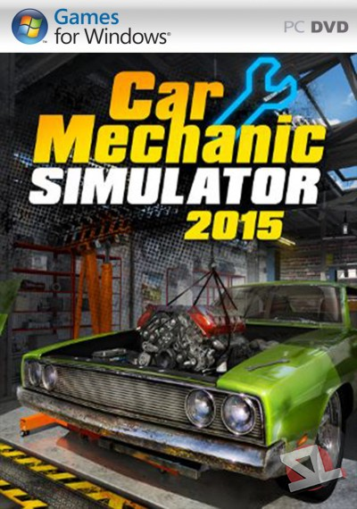 descargar Car Mechanic Simulator 2015