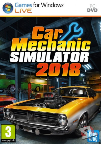 descargar Car Mechanic Simulator 2018
