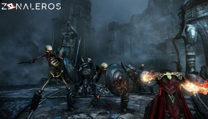 Castlevania: Lords of Shadow 2 por torrent
