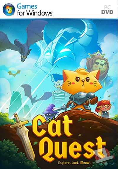 descargar Cat Quest