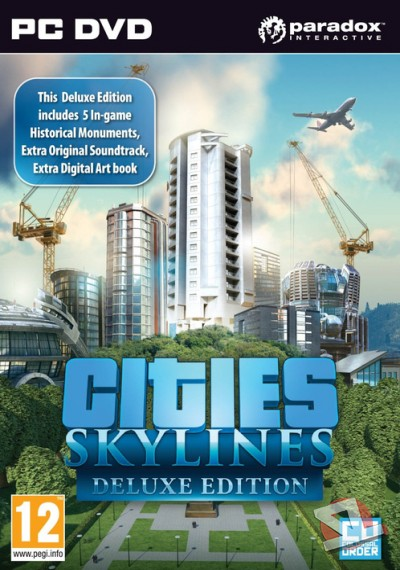 descargar Cities: Skylines