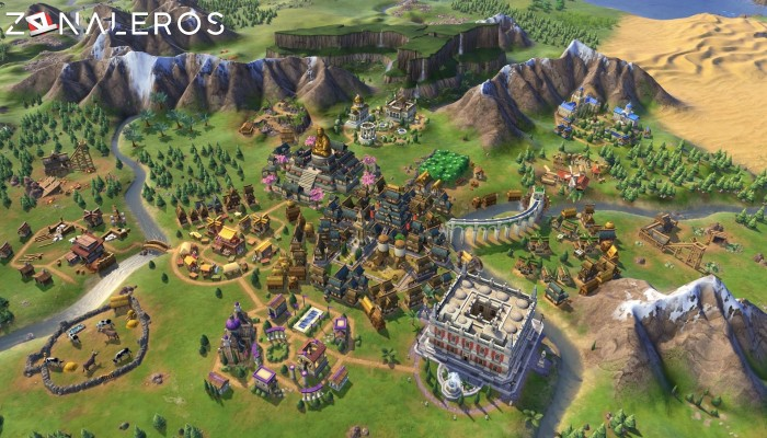 Sid Meier's Civilization VI Digital Deluxe por torrent