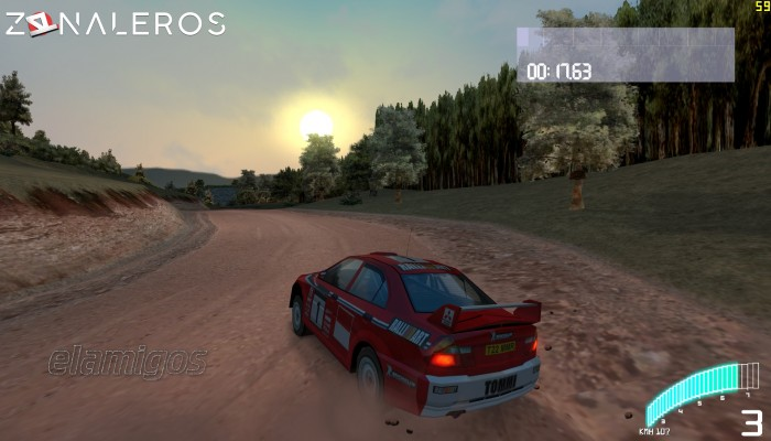 Colin McRae Rally 2.0 gameplay