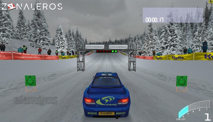 Colin McRae Rally 2.0 por torrent