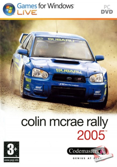 descargar Colin McRae Rally 2005