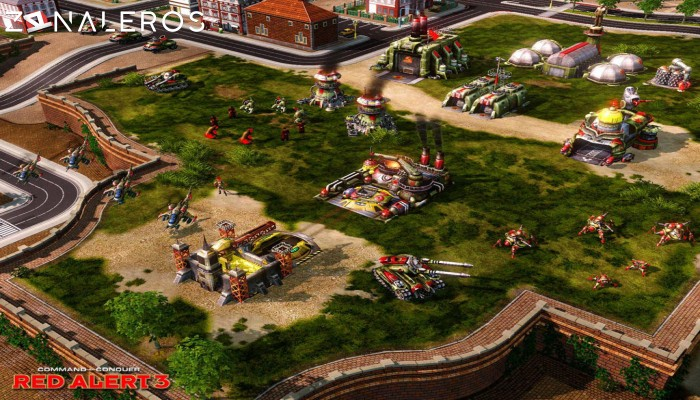 Command and Conquer Red Alert 3 Complete Collection por mega