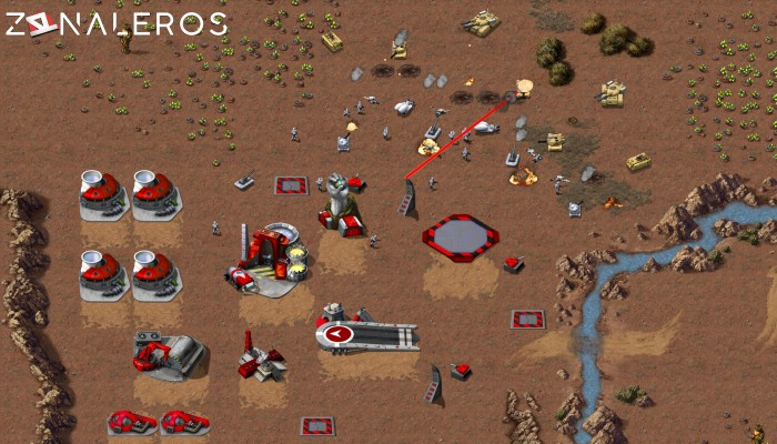 Command and Conquer Remastered Collection gameplay