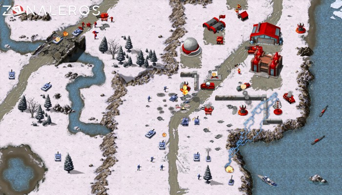 Command and Conquer Remastered Collection por torrent