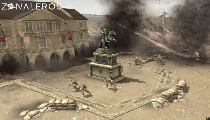 Company of Heroes: Complete Edition gameplay