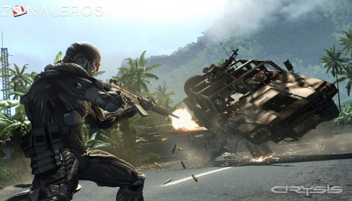 Crysis Collection gameplay