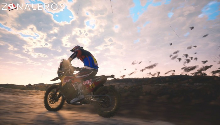 Dakar 18 gameplay