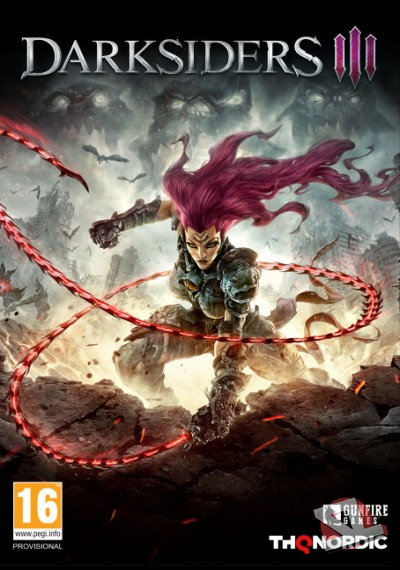 descargar Darksiders III Deluxe Edition