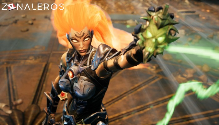 Darksiders III Deluxe Edition por torrent