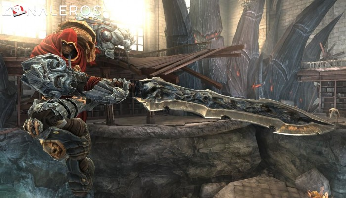 Darksiders por mega