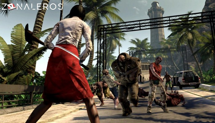 Dead Island Game of the Year gameplay