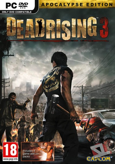 descargar Dead Rising 3 Apocalypse Edition