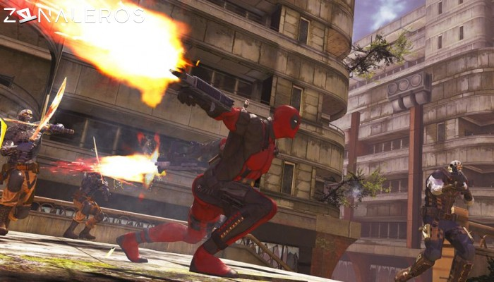 Deadpool: The Video Game por torrent