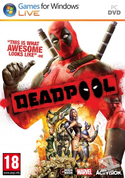 descargar Deadpool: The Video Game