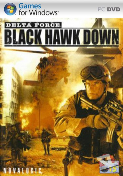 descargar Delta Force: Black Hawk Down