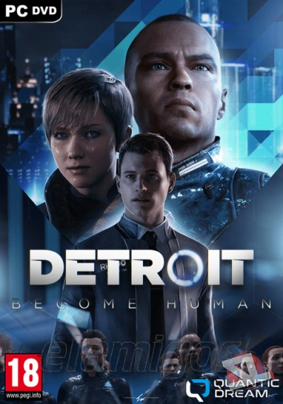 descargar Detroit Become Human