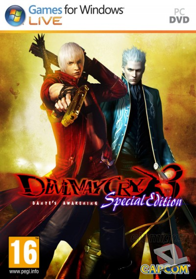 Devil May Cry 3 HD Collection