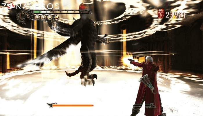 Devil May Cry 3 HD Collection gameplay