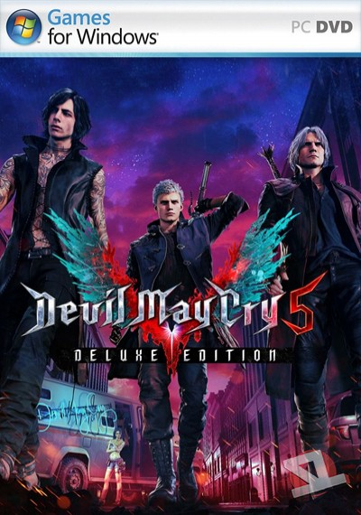 descargar Devil May Cry 5 Deluxe Edition
