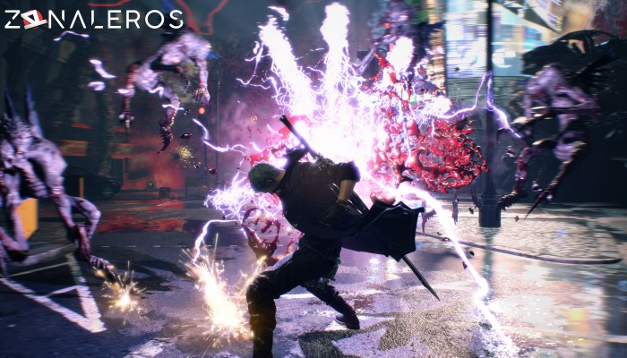 Devil May Cry 5 Deluxe Edition por torrent