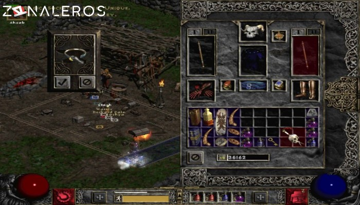 Diablo II: Complete Edition gameplay