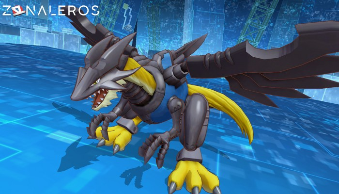 Digimon Story Cyber Sleuth Complete Edition por mega