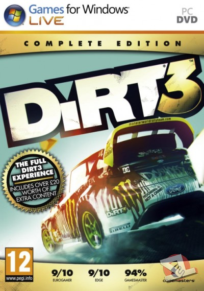 descargar DiRT 3 Complete Edition