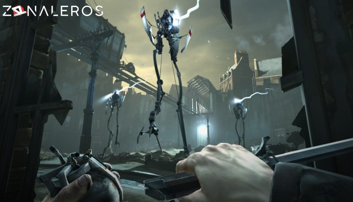 Dishonored: Game of the Year Edition gameplay