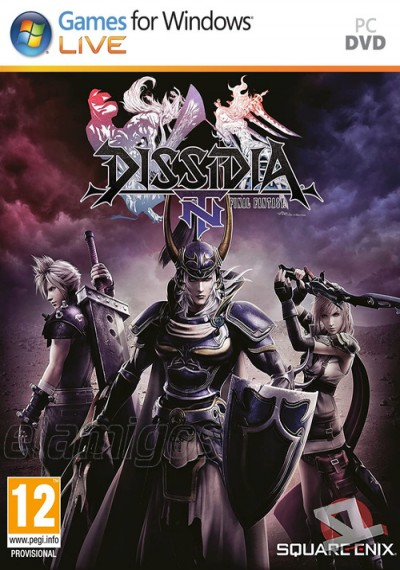 descargar Dissidia Final Fantasy NT Deluxe Edition