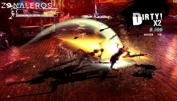 DmC: Devil May Cry por mega