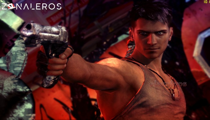 DmC: Devil May Cry por torrent