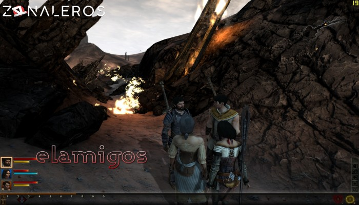 Dragon Age II Ultimate Edition gameplay