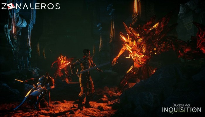 Dragon Age: Inquisition Game of the Year Edition por mega