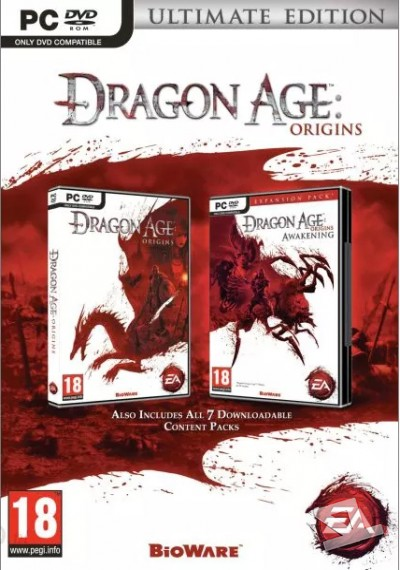 Dragon Age: Origins Ultimate Edition