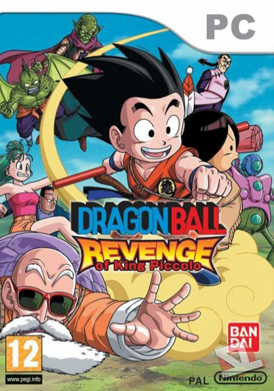 descargar Dragon Ball: Revenge of King Piccolo