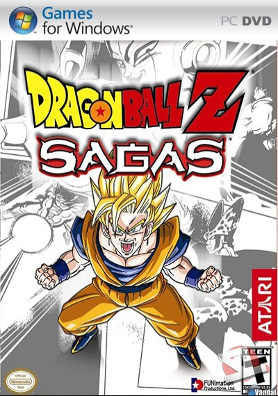 descargar Dragon Ball Z Sagas