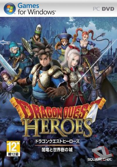descargar DRAGON QUEST HEROES Slime Edition