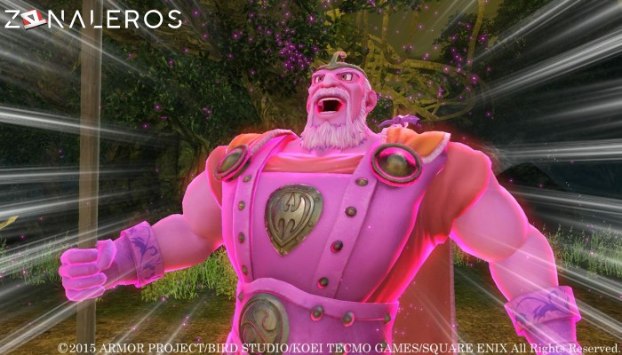 DRAGON QUEST HEROES Slime Edition gameplay