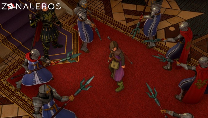 Dragon Quest XI: Echoes of an Elusive Age por torrent