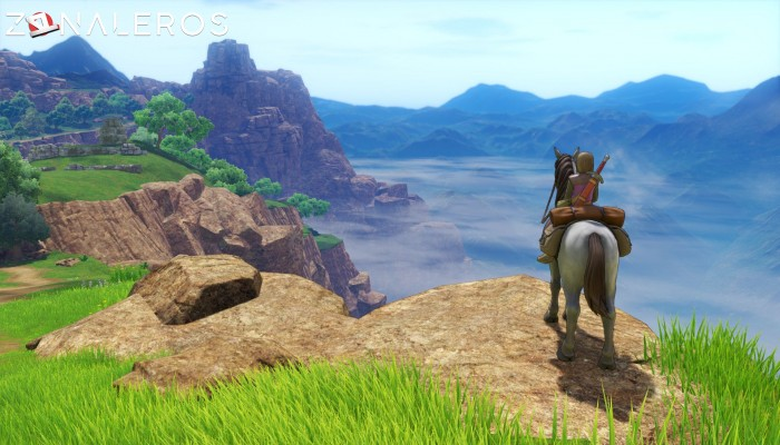 Dragon Quest XI: Echoes of an Elusive Age gameplay