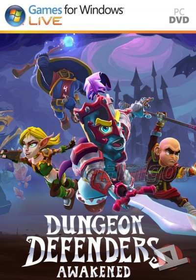 descargar Dungeon Defenders Awakened