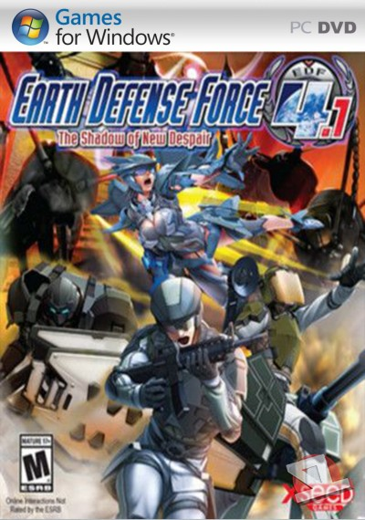 descargar Earth Defense Force 4.1: The Shadow of New Despair