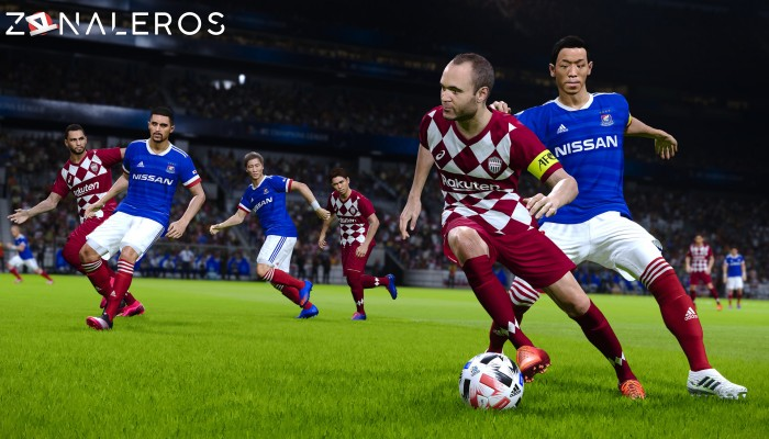 eFootball PES 2021 por torrent