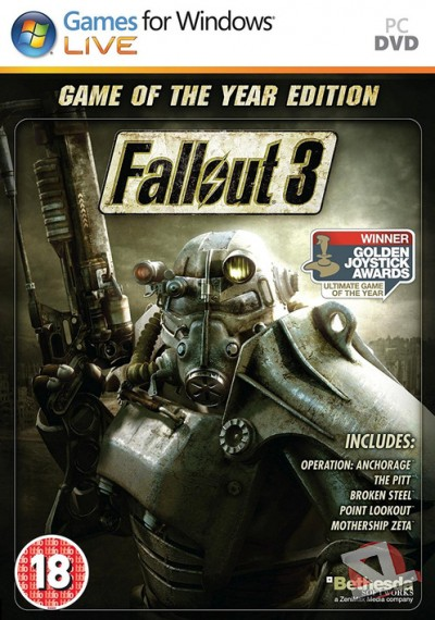 descargar Fallout 3: Game of the Year Edition