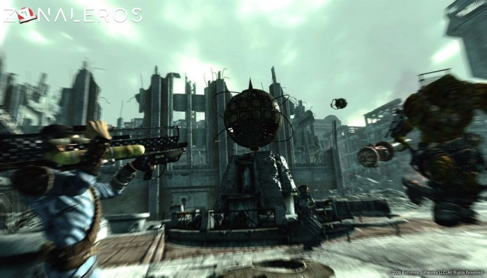 Fallout 3: Game of the Year Edition por mega