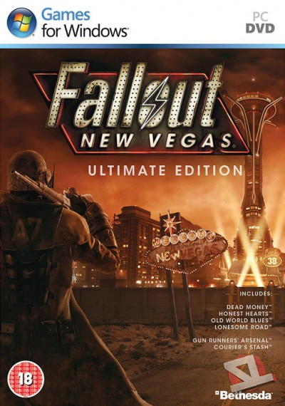 descargar Fallout: New Vegas Ultimate Edition